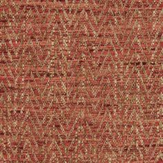The G9756 Poppy upholstery fabric by KOVI Fabrics features Geometric, Herringbone, Chevron pattern and Red, Pink as its colors. It is a Texture, Woven, Essential type of upholstery fabric and it is made of 100% Polyester material. It is rated Exceeds 21,000 double rubs (heavy duty) which makes this upholstery fabric ideal for residential, commercial and hospitality upholstery projects. This upholstery fabric is 54 inches wide and is sold by the yard in 0.25 yard increments or by the roll…