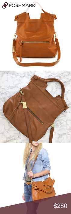 Foley + Corinna mid city tote Super soft cowhide leather.  Like butter!   Good used condition.  Minor scratches to hardware and scuffs throughout.  Slight discoloring to handles as shown.  Dustbag included. Measurements happily given upon request.  Reasonable offers welcome. 🍾Note: 20% off 2 or more items from my closet. Foley + Corinna Bags