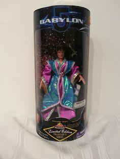 "Babylon 5 Ambassador Delenn 9"" Limited Edition Action Figure 1997"