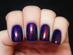 """Clarins 230, nicknamed """"Unicorn Pee"""" by the nail blog community 