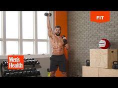 100+ Ways to Use 10 Pound Dumbbells - YouTube