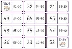 Öğrenme Stübchen: MA 2 zihinsel aritmetik