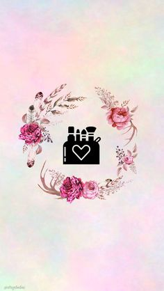27 watercolor covers with flowers - Free Highlights covers for stories Instagram Blog, Story Instagram, Hight Light, Instagram Symbols, Instagram Templates, Nail Logo, Insta Icon, Backrounds, Instagram Highlight Icons
