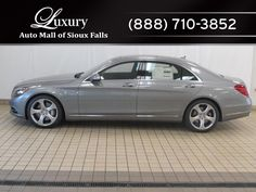 New 2015 Mercedes-Benz S-Class For Sale   Sioux Falls SD