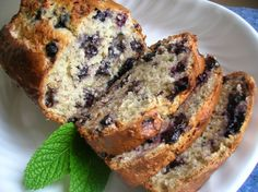 Make and share this Banana Blueberry Bread recipe from Food.com.