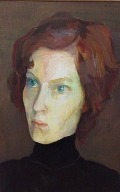 Dames Portret ca,. 1966 Museum De Fundatie, Zwolle