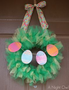 12 Adorable Spring Easter Wreaths - GoodHousekeeping.com
