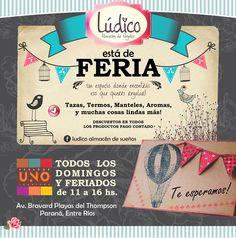 Ludico Banner Feria 2016