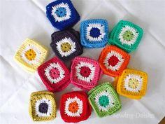 Work In Progress: Vivid Dream Blanket from Better Homes & Gardens (Aus)  www.sewingdaisies.com.au