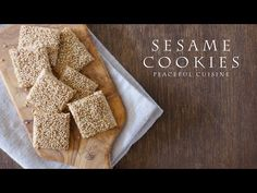 乳製品不使用の全粒粉クッキーとチョコレートソースのつくり方 : How to Make Vegan Cookie+   Veggie Dishes by Peaceful Cuisine - YouTube