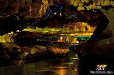 Ali Sadr Cave is located about 100 kilometers north of Hamadan, western Iran and is one of the most beautiful caves on the world. The 70 million years old cave contains several large, deep lakes and the stalactites formations hanging from the roof of the cave in different colors doubles its beauty. Taking the shape of cauliflowers, needles and umbrellas, in vibrant colors of red, purple, brown, green and blue, these formations on the cave floor give an exotic view. It is said that Ali-Sadr…