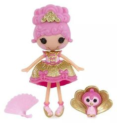 Mini Lalaloopsy - Goldie Luxe