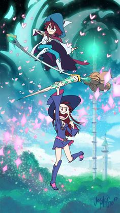 Want to discover art related to little_witch_academia? Check out inspiring examples of little_witch_academia artwork on DeviantArt, and get inspired by our community of talented artists. Little Wich Academia, My Little Witch Academia, Lwa Anime, Anime Witch, Anime Nerd, Witch Art, Cute Characters, Magical Girl, Cute Wallpapers