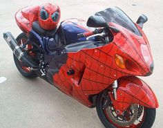 amazing-spiderman-motorcycle-custom-paint-job.jpg (613×482)