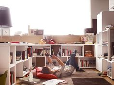40 Suggestions of How to Decorate Teenagers' Rooms