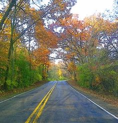 Rustic Road in Walworth County
