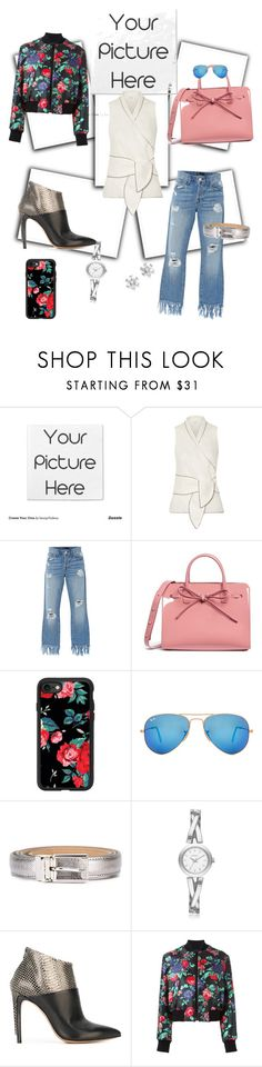 """Trending Part 15: See yourself Here"" by scope-stilettos ❤ liked on Polyvore featuring MaxMara, 3x1, Mansur Gavriel, Casetify, Ray-Ban, Dolce&Gabbana, DKNY, Maison Margiela, MSGM and Bloomingdale's"