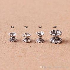 Paramètres Gros Thai Argent Bricolage Accessoires Bijoux En Argent Sterling Pour Bracelets Collier Avec Poids