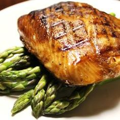 Salmon Tango (use olive oil instead of butter)