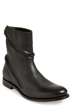 Marco Delli 'Sting' Zip Boot (Men) available at #Nordstrom