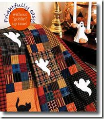 .Holiday Quilts-- Halloween