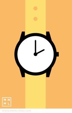 MNML THING watch