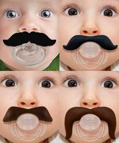 baby Mustachifier