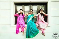 Partner's in crime!  Awesome fun pic of the bride with her #bridesmaids by @amangeraphotography   Get inspired by hatke ideas and find the #photographer to capture those priceless moments on ZoWed #appcomingsoon To get featured:  hello@zowed.com or tag us and use #zowed  #bride #indianbride #candid #india #candidphotography #candidweddingphotography #fun #instalove #instawedding #weddingblog #indianweddingblog #weddingplanningapp #indianweddinginspiration #luxury #dream #love #gettingmarried…