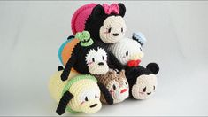 YouTube Cat Amigurumi, Amigurumi Tutorial, Kawaii Cat, Magic Ring, Slip Stitch, Single Crochet, Hello Kitty, Crochet Hats, Blog