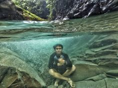 Salah satu curug yang pas banget buat bereang karena airnya gak terlalu dalem tapi airnya deras banget   Curug Alami - Taman Nasional Gunung Halimun Salak Bogor  #bogor #curugalami #gunungsalak #underwater #dome #instanusantara #exploreindonesia #kerengan #thisisindonesia #indotravellers #travel #adventure #landscape #indonesia #photooftheday #beautiful #holiday #lingkarindonesia #xiaomiyi #xiaomiyi_id #viewindonesia #nature #xiaomiyiindonesia #travelrack #instagood #pictoftheday…