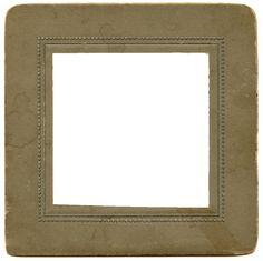 Vintage Ephemera - Old Photo Frame - The Graphics Fairy