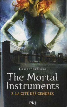 The Mortal Instruments, Tome 2 : La cité des cendres: Amazon.fr: Cassandra Clare, Julie Lafon: Livres