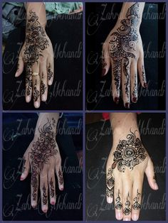 Henna  stylis...