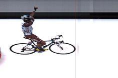 Live - Tour de France 2014 - tour de France 2014 - Etape 8 - Tomblaine / Gérardmer - 12/07/2014 - KADRI bascule en tête au col de Grosse Pierre © ASO/B.Bade
