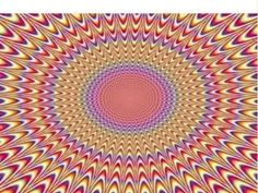 see it moving?