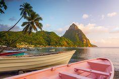 St. Lucia  - ELLE.com