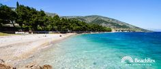 Beach Ruža - Bol - Island Brač - Dalmatia - Split - Croatia