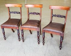 3 antike Stühle, renovierungsbedürftig Dining Chairs, Furniture, Ebay, Home Decor, Antique Chairs, Refurbishment, Dinner Chairs, Homemade Home Decor, Dining Chair