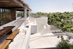 TULUM TREEHOUSE, Interior Concept by Annabell Kutucu & CO-LAB Design Office – casalibrary