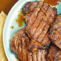 Beer And Brown Sugar Ribeye Steak Recipe