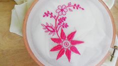 Hello! Today we are making Chicken Kari embroidery. Don't forget to like, share and subscribe!