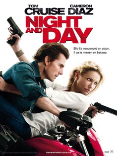 "Knight and Day.  ""I've been trained to dismantle a bomb in the pitch black with nothing but a safety pin and a Junior Mint, I think I can get you in and out of some clothes without... looking. I'm not saying that's what I did."""