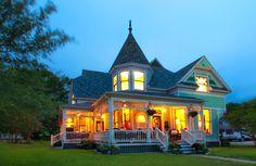 Victorian Home McKinney, Texas