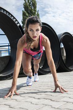 Plan biegowego treningu interwałowego. Trenuj krócej, spalaj więcej! - healthy plan by ann