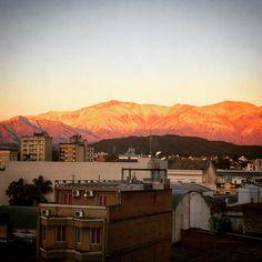 San Salvador de Jujuy, Argentina, sunrise