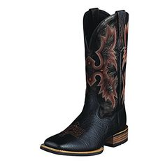 Ariat Mens Tombstone Boot  12 D Black * You can get more details by clicking on the image.