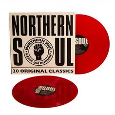 Various - Northern Soul - 20 Original Classics (2xLP, Album, Comp, Red) 2017 Northern Soul, Keep The Faith, Post Punk, Soul Music, Motown, Album, The Originals, Classic, Ska