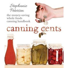 Canning just makes sense...and dollars! Seasoned chef Stephanie Petersen, an avid home canner, teaches you how to get that fresh, farm-to-table taste by preserving your own organic produce and whole foods. Whether you're a canning pro or novice,...