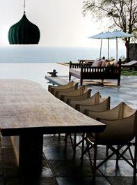 #dreamhouseoftheday WARM Cliff House India 3-3-2014