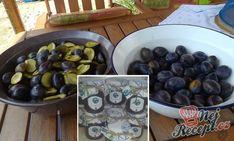 Recept Domácí švestková povidla Plum Jam, Nutella, Pesto, Blueberry, Homemade, Fruit, Food, Berry, Home Made